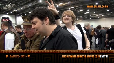 The Ultimate Guide To Salute 2013 Part 2!