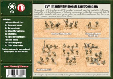 29th Infantry Division Assault Company
