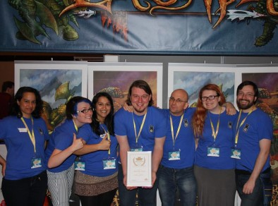 Black Box Games - Best Card Game UK Games Expo 2013