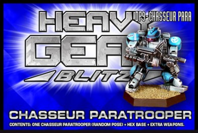 Chasseur Paratrooper