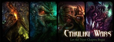 Cthulhu Wars Great Old Ones