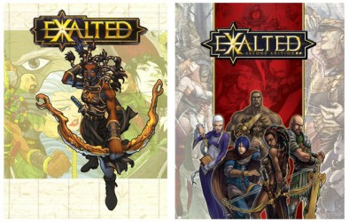 Exalted First & Second Edition