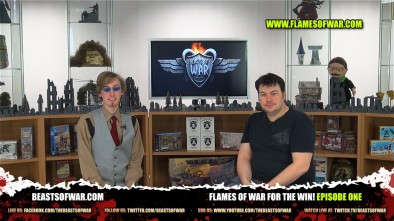 Flames of War For The Win! Episode One