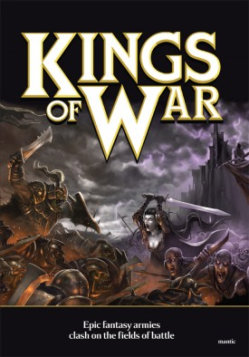 Kings of War Cover