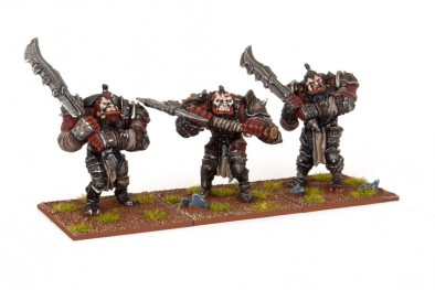 Ogres with Cleavers