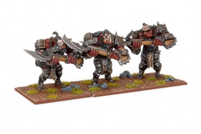 Ogres with Crossbows