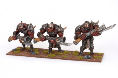 Ogres with Rifles