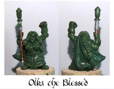 Olka the Blessed