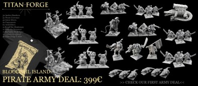 Pirate Army Deal