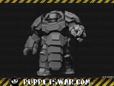 Puppets War Heavy Armour
