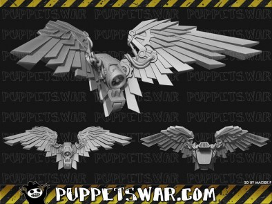 Puppets War - Steam Jump WIP