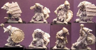 Red Box Goblin Foot Soldiers