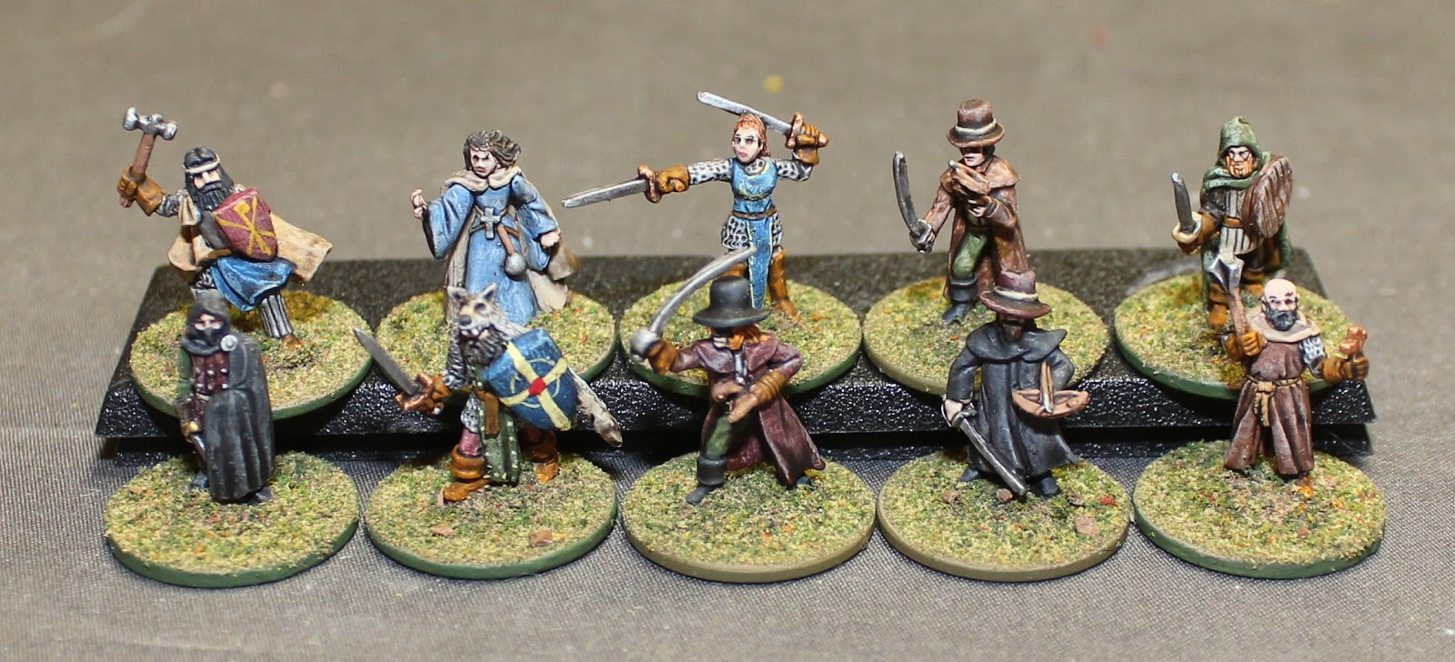 Splintered Light Bring 15mm Role-Playing Heroes To Life – OnTableTop