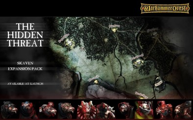 Warhammer Quest Skaven Expansion