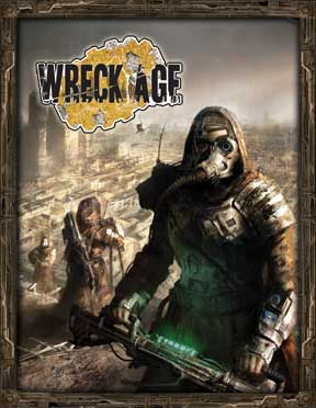 Wreck Age Cover