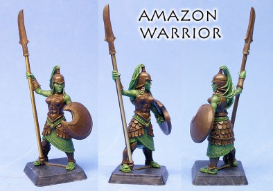 Amazon Warriors