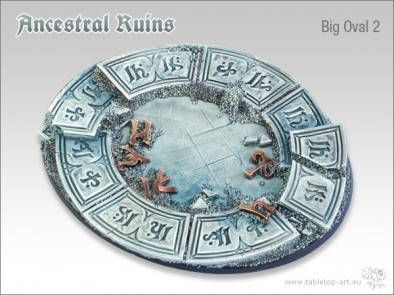 Ancestral Ruins Big Oval 2