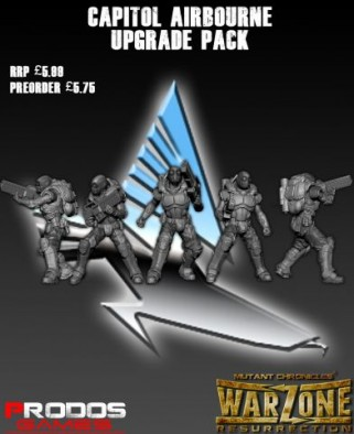Capitol Airbourne Upgrade Pack