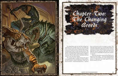 Changing Breeds Sample Chapter