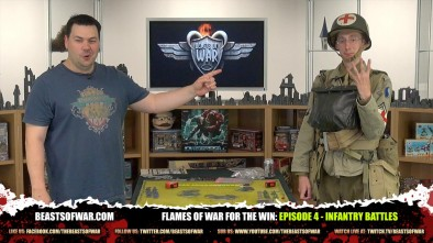 Flames of War For The Win: Episode 4 - Infantry Battles