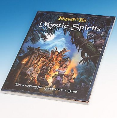 Freebooter's Fate Mystic Spirits