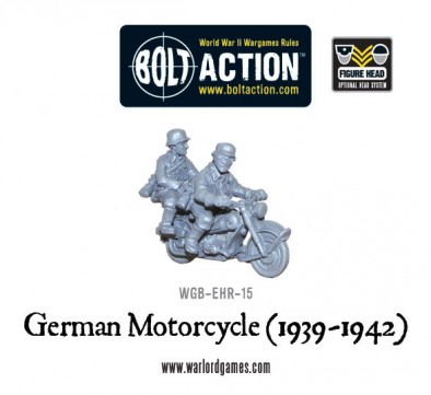 German Motorcycle