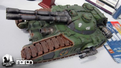 Imperial Guard Tank