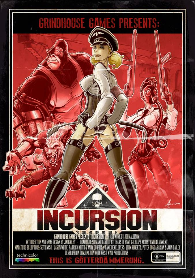 Grindhouse Games Presents More Incursion Previews