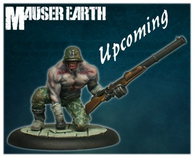 Mauser Earth