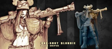 One-Shot Blondie