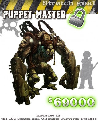 Puppet Master Concept