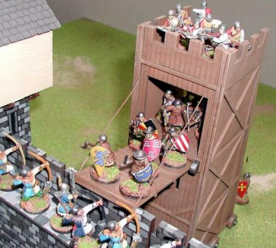 Sally 4th Siege Tower Attack
