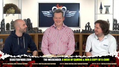 The Weekender: A Week Of Gaming & Win A Copy Of X-Com!