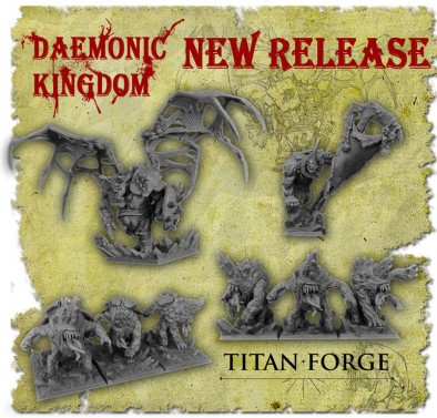Titan Forge - Daemons of Decay