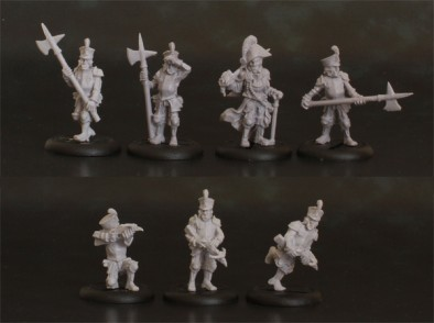 Albion Warband #1