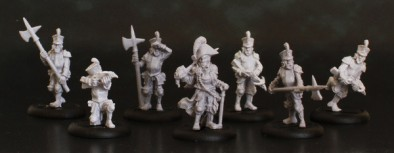 Albion Warband #2