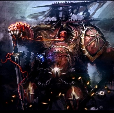 Alex Drummond - Lord of Chaos