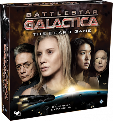 Battlestar Galactica - Daybreak Expansion