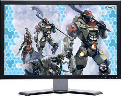 Combined Army - Wide Monitor