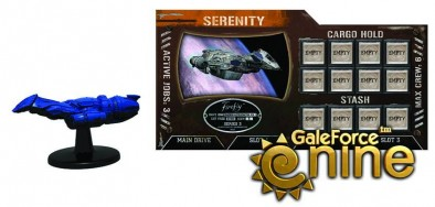 Gale Force Nine - Serenity Ship Card