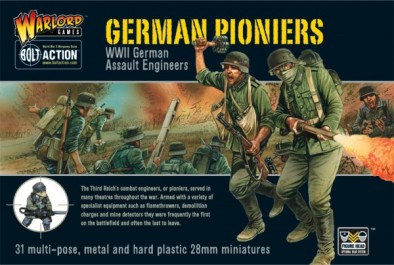 German Pioniers Box