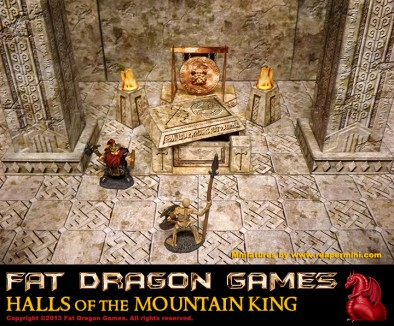Halls of the Mountain King #1