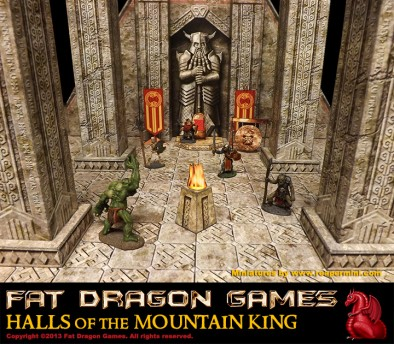 Halls of the Mountain King #3