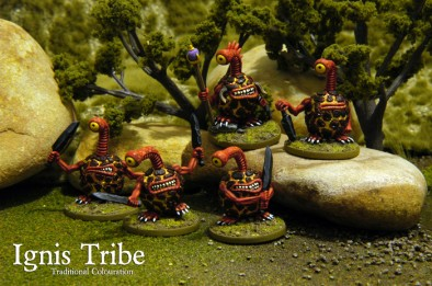 Ignis Tribe