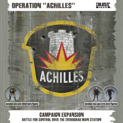 """Operation """"Achilles"""" Cover"""