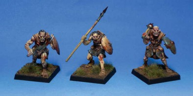 Orc Warriors (Front)