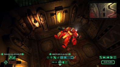 Space Hulk Screenshot #2