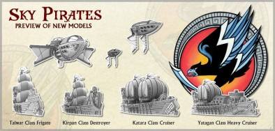 Uncharted Seas Sky Pirates