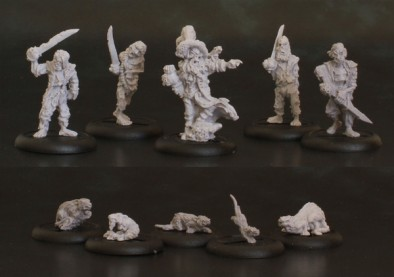 Undead Warband #1