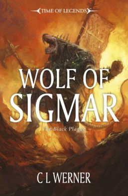 Wolf of Sigmar Cover